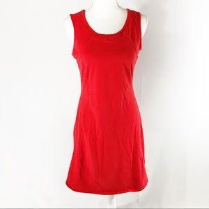 Mountain Hardwear Orange Athletic Dress
